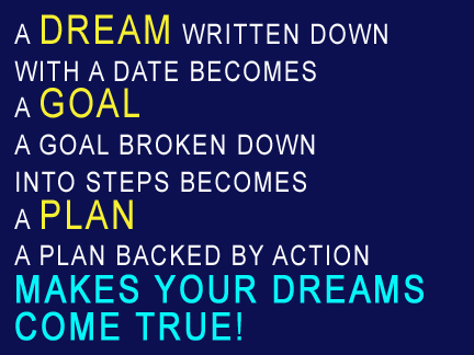 2017-You have the power to fulfill your dreams